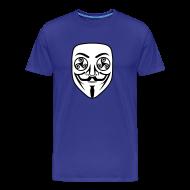 Tee shirts ~ T-shirt Premium Homme ~ Anonymous breton triskel