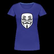 Tee shirts ~ T-shirt Premium Femme ~ Anonymous breton triskel