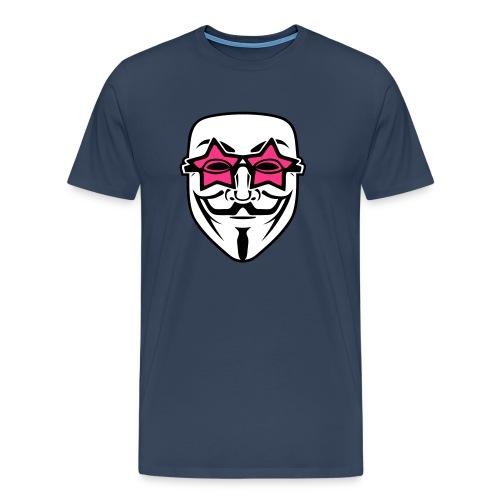 Anonymous lunette de stars - T-shirt Premium Homme