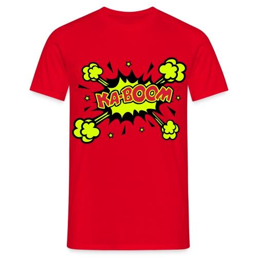 T-Shirt KaBoom - T-shirt Homme