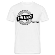T-Shirts ~ Männer T-Shirt ~ Velvetone Twang T-Shirt Male