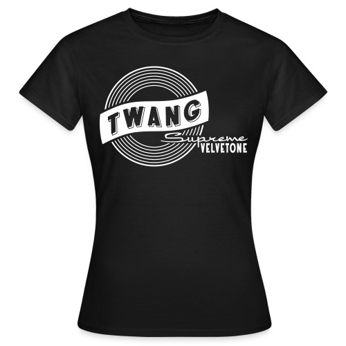 Velvetone Twang T-Shirt Female - Frauen T-Shirt