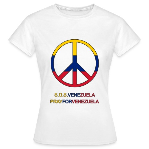 Resistencia Paz - Camiseta mujer