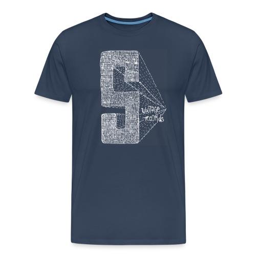 Hand Paint Grafik S - Männer Premium T-Shirt