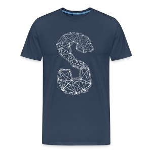 Hand Paint S Shirt - Männer Premium T-Shirt