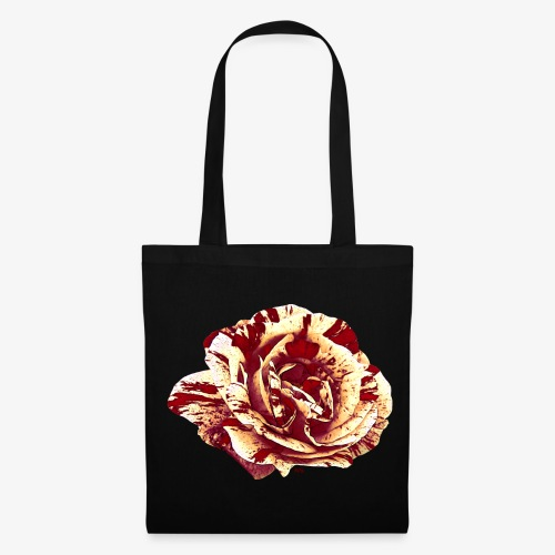 Rose zébrée 2 - Tote Bag