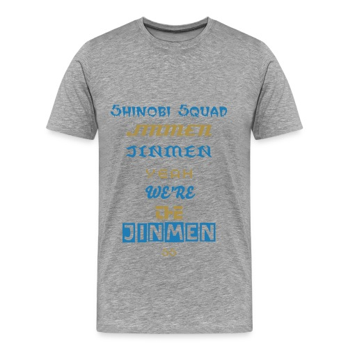 Jinmen - Men's Premium T-Shirt