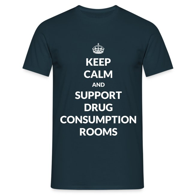 T-shirt - Keep Calm and Support DCRs
