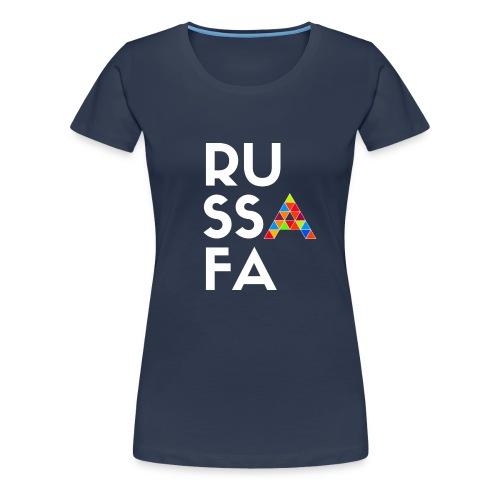 RU-SSA-FA XICA - Camiseta premium mujer