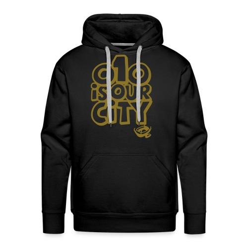 010  - Mannen Premium hoodie