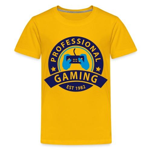 Gaming est - T-shirt Premium Ado