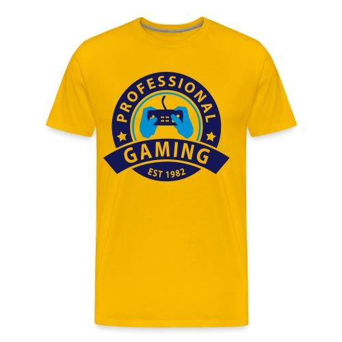 Gaming est - T-shirt Premium Homme