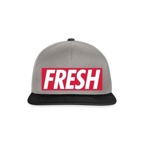 FRESH Snapback One Size - Snapback Cap