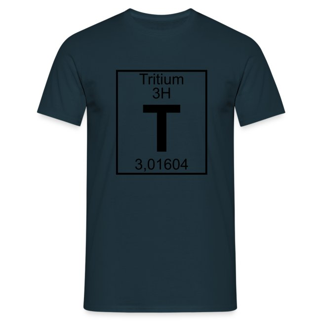 Periodic table words tritium t element 3h full 1 col shirt tritium t element 3h full 1 col shirt urtaz Image collections
