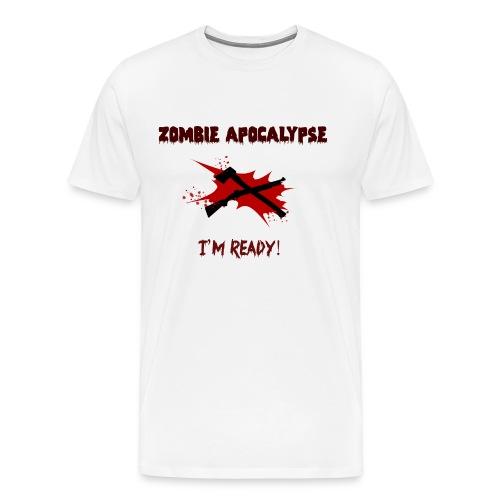Zombie Apocalypse - Men's Premium T-Shirt