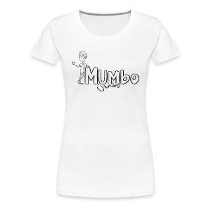 Mumbo Jumbo T-Shirt [Ioana Ruth Design] [Female] - Women's Premium T-Shirt