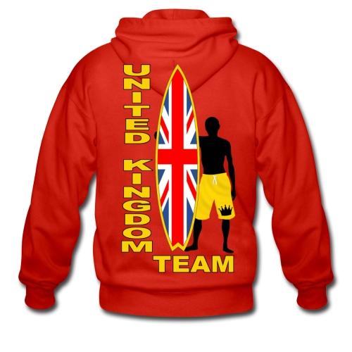 UK surfing team