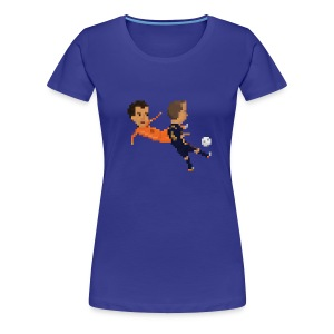 Women T-Shirt - Winning Goal WC2010 - Women's Premium T-Shirt