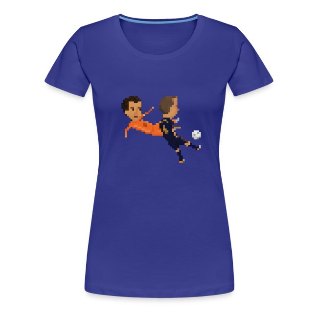 Women T-Shirt - Winning Goal WC2010