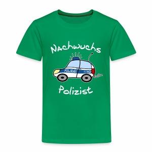 Nachwuchs Polizist Kinder T-Shirt - Kinder Premium T-Shirt