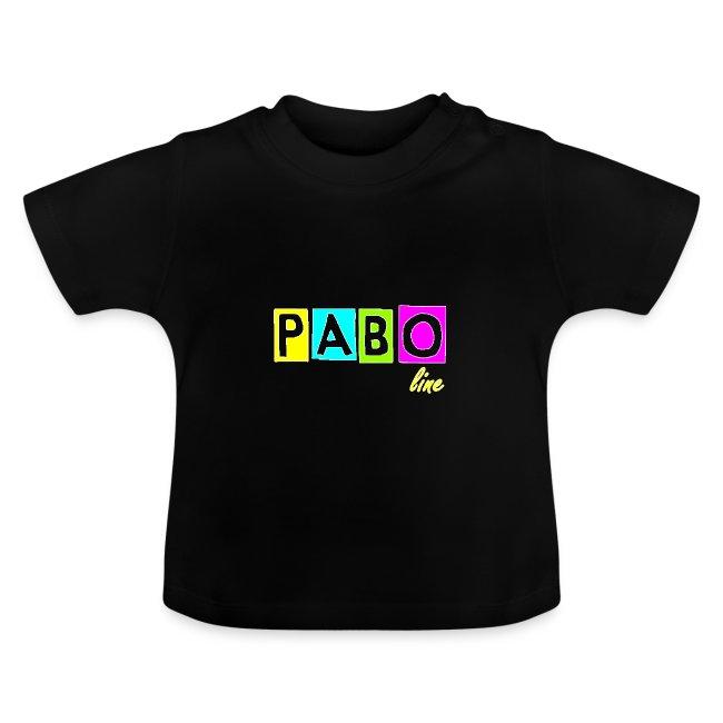 "Baby T-shirt ""PABO line"""