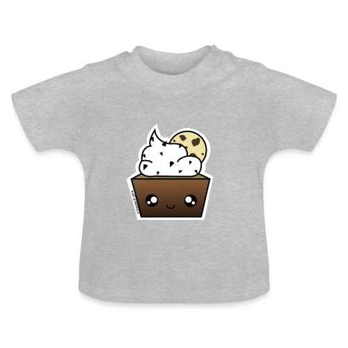T shirt bébé cupcake Cookie - T-shirt Bébé