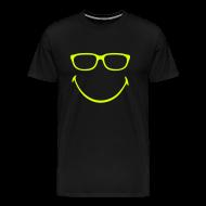 T-Shirts ~ Men's Premium T-Shirt ~ Dr. Motte on ACID (neon)