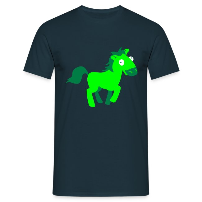 Neon Pferd