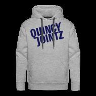 Pullover & Hoodies ~ Männer Premium Kapuzenpullover ~ Quincy Jointz Hoodie