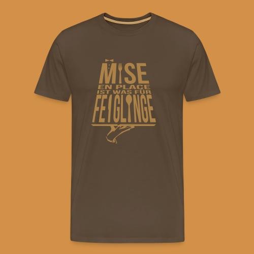 MEP III Premium Shirt - Männer Premium T-Shirt