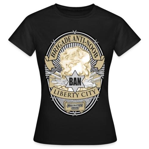 T-Shirt BAN (Femme) - T-shirt Femme