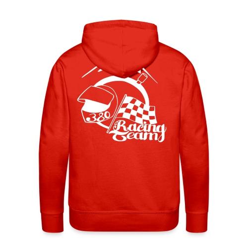 sweat logo - Sweat-shirt à capuche Premium pour hommes