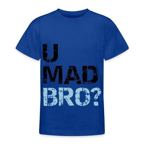 T-shirt til teenagere, 100% bomuld, mærke: B&C - Teenager-T-shirt