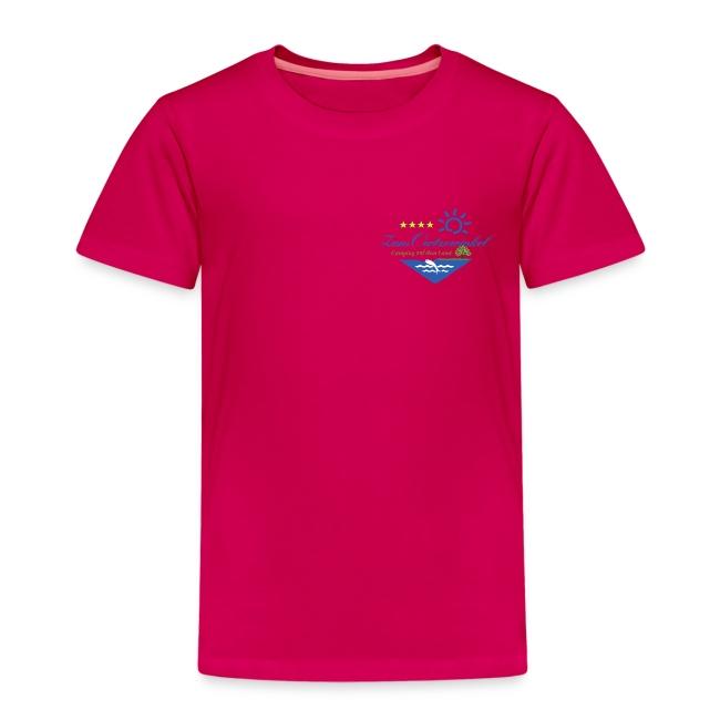 Oertzewinkel-Camping T-Shirt Kinder