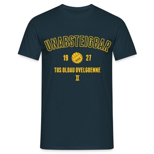 Shirt Unabsteigbar - Männer T-Shirt