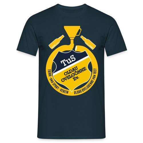 Shirt TrinkundSportVerein - Männer T-Shirt