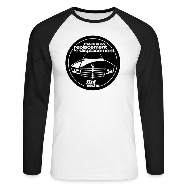 5,6 Hubraum-Baseballshirt Herren