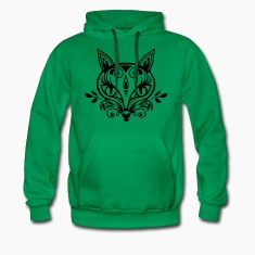 Fox What does the fox say? forest spring summer Hoodies & Sweatshirts