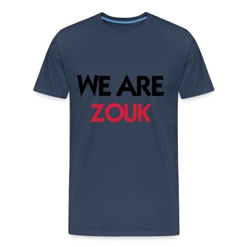 We Are Zouk - Men's Premium T-Shirt