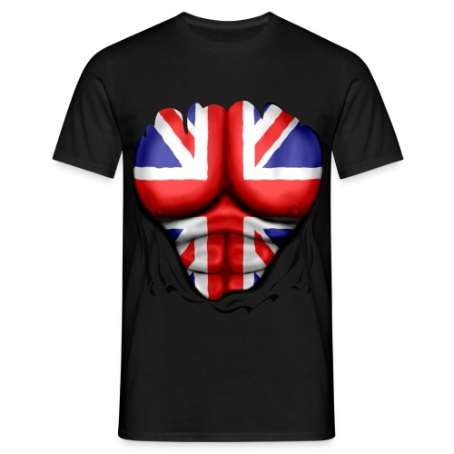 bulk UK T-shirt - Men's T-Shirt