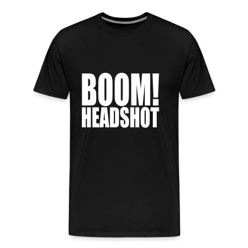 SPRO - HEADSHOT - T-shirt Premium Homme