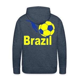 Brazil sport 05 - Men's Premium Hoodie
