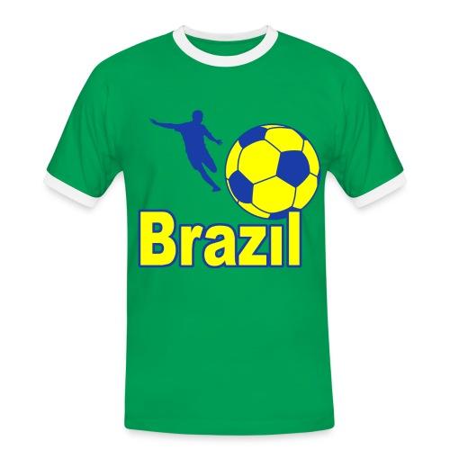 Brazil sport 05 - Men's Ringer Shirt