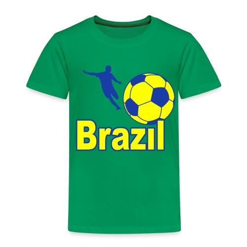 Brazil sport 05 - Kids' Premium T-Shirt