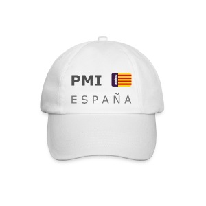 Base-Cap PMI ESPAÑA MF dark-lettered - Baseball Cap