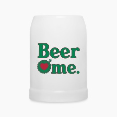 BEER LOVES ME Bottles & Mugs