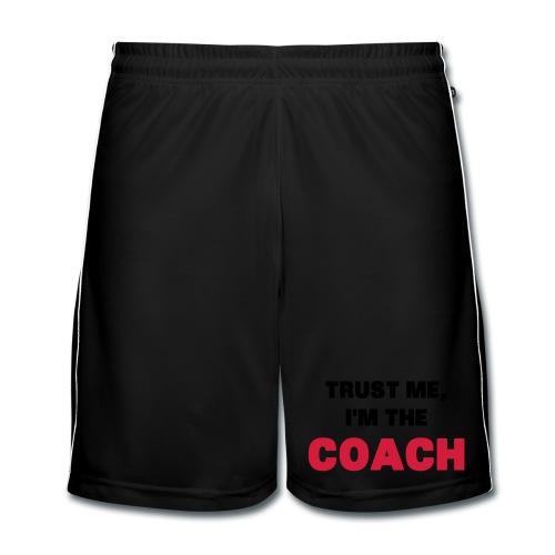 Mannen voetbal shorts