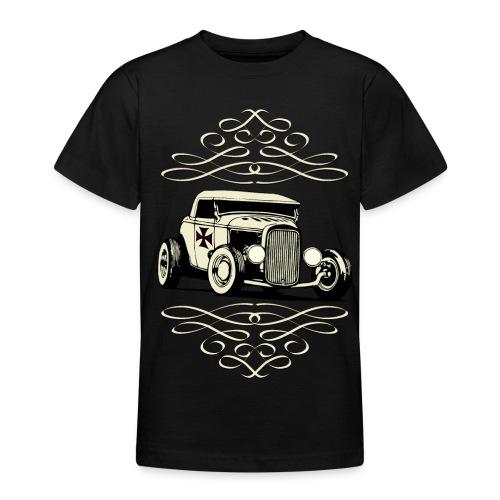 US Old Car - Teenage T-Shirt
