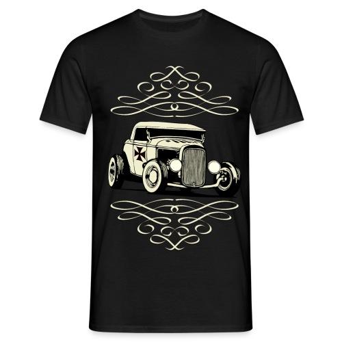 US Old Car - Men's T-Shirt