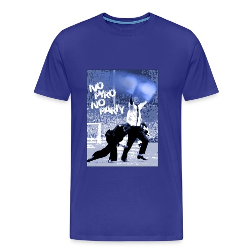 No Pyro No Party 1966 - Men's Premium T-Shirt